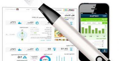 Hapifork, el tenedor cuchara inteligente que es capaz de medir las kcal de los alimentos que consumes y enviarte los datos al movil