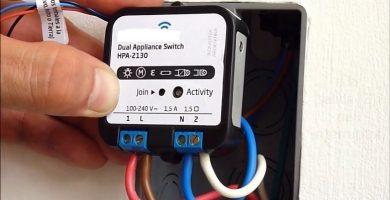 interruptor solidmation, como instalar un pulsador o interruptor casa domotica, domotica barata online, comprar domotica
