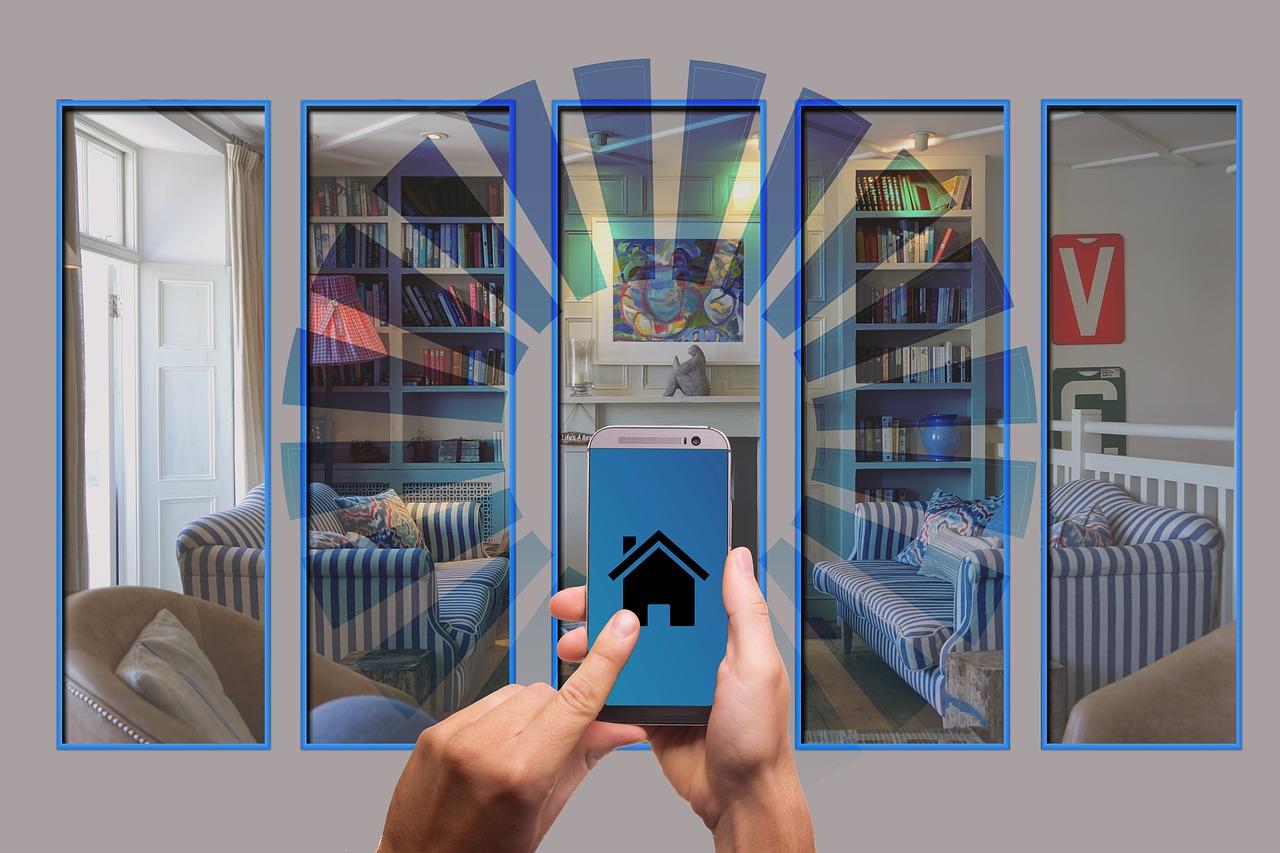 casa domotica inteligente